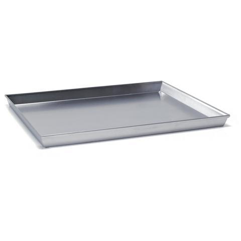 Teglia Rettangolare in Alluminio 60 x 40 cm - Serie 7000