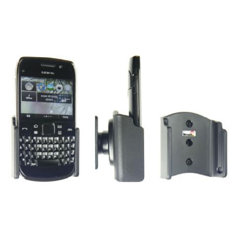 Brodit 511283 Passive holder Nero supporto per personal communication