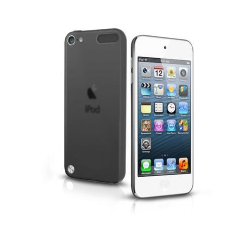 SBS Cover ultrasottile per iPod Touch 5, trasparente Nero
