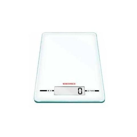 Bilancia da Cucina Elettronica Portata 5 Kg Colore Bianco - Modello Page Evolution