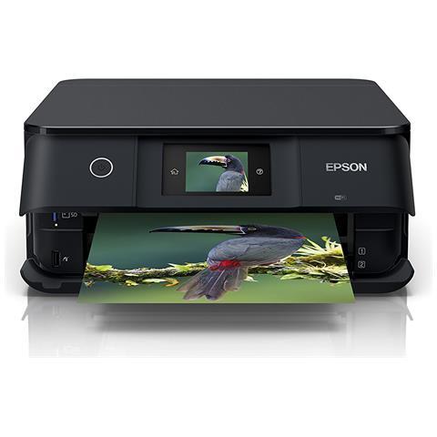 Stampante Multifunzione Expression Photo XP-8500 Inkjet a Colori Stampa Copia Scansione A4...