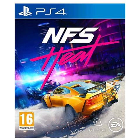 ELECTRONIC ARTS PS4 - Need for Speed Heat