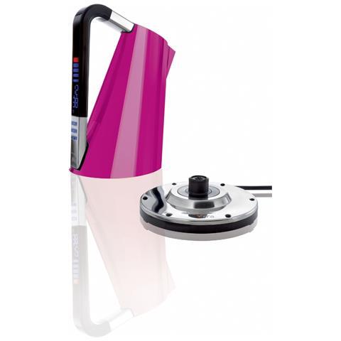 Bollitore Elettronico Vera Capacità 1,7 Litri Potenza 2400 Watt Colore Lilla