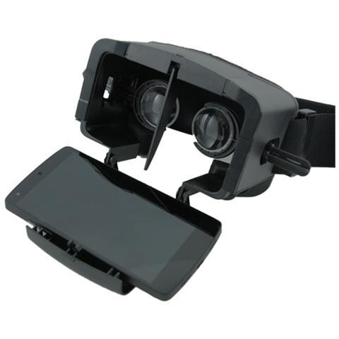 Durovis Dive 5, Telefono cellulare / smartphone, Universale, Nero, Android / iOS