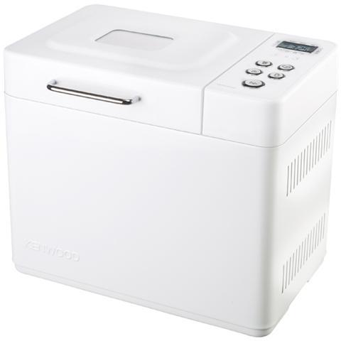 BM250 Macchina per il Pane Capacità 1 Kg Potenza 480 Watt Colore Bianco