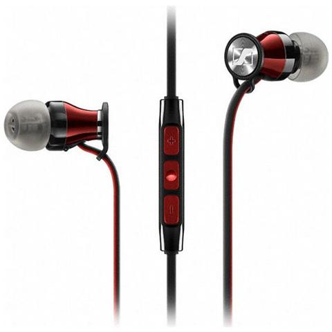 SENNHEISER Auricolari Momentum In-Ear G per iOS colore rosso