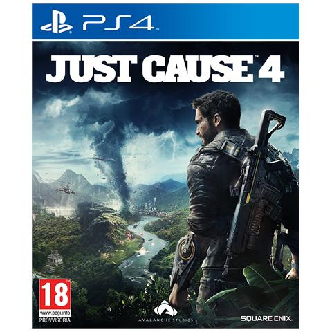 SQUARE ENIX PS4 - Just Cause 4
