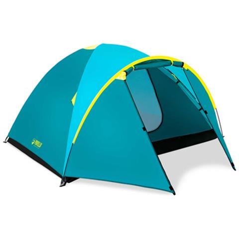 Bestway 68041 Tenda Da Campeggio Montana 4 Posti Cm. 210 X 235 X 130 H Fe 158152