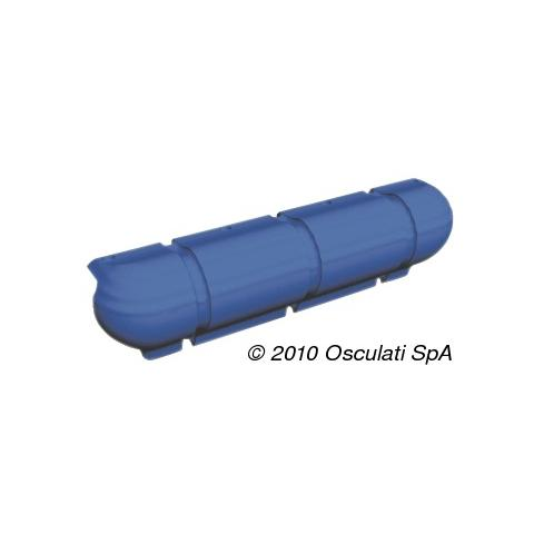 Protezione per pontile 900 mm blu