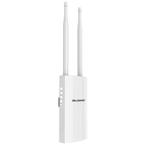 Image of Comfast Esterna Wifi Router 1200mbps Dual Band 5g Router Ad Alta Potenza Outdoor Ap Wireless Router Wifi Ip66 Impermeabile Copertura A Lungo Raggio Per Uso Domestico O Commerciale