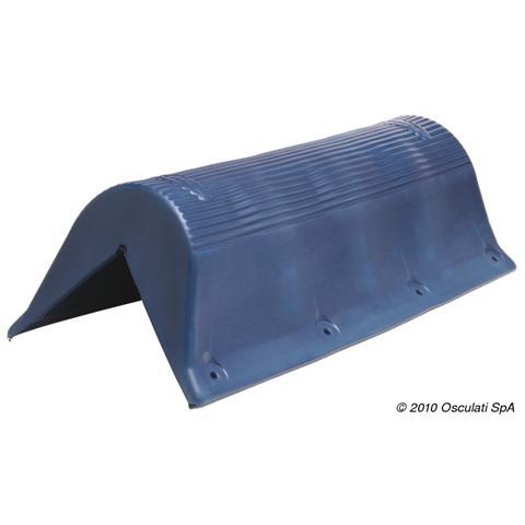 Protezione per pontile 800 mm blu