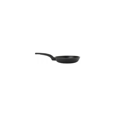 PINTI INOX Padella 1 Manico Rivestimento Antiaderente - Diametro 28 cm - Linea Efficent