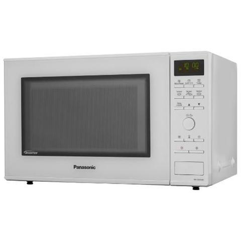 NN-GD452 Forno Microonde Inverter con Grill Capacità 31 Litri Potenza 1000 Watt Colore Bianco