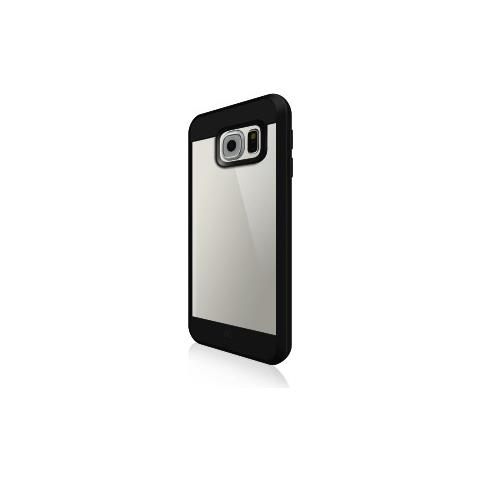 HAMA X-Treme 9H Glass Case Cover Nero, Trasparente