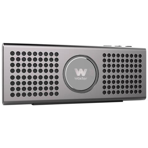 BIG BASS BT-20 Stereo portable speaker 10W Nero