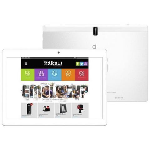 Tablet X101PROS+ Argento / Bianco 10.1'' HD Quad Core RAM 2GB Memoria 32 GB +Slot MicroSD...