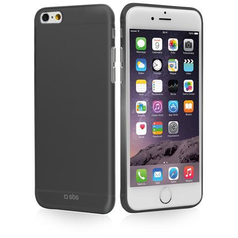 SBS Cover Ultra Slim per iPhone 6 - Colore Nero
