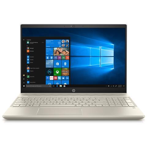"""HP Ultrabook Pavilion 15-CS0991NL Monitor 15.6"""" Full HD Intel Core i5-8250U Ram 8GB SSD 256GB Nvidia GeForce MX150 2GB (3xUSB 3.1 Windows 10 Home"""
