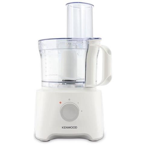 Robot da Cucina FDP300WH Potenza 800W Colore Bianco