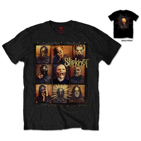 ROCK OFF Slipknot - Skeptic (t-shirt Unisex Tg. L)
