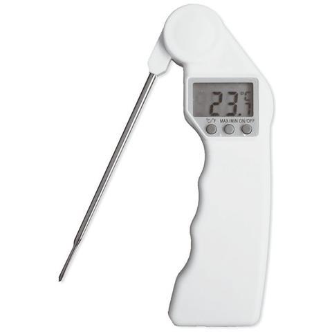 Termometro Con Sonda Regolabile