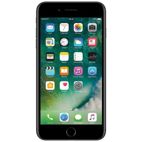Apple iPhone 7 Plus 128 GB Nero Opaco (Ricondizionato BASIC)