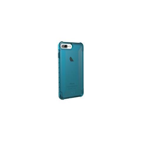 UAG Cover per iPhone X Colore Blu Trasparente