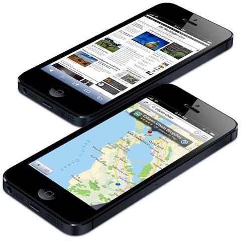 iPhone 5 SIM singola 4G 32GB Nero
