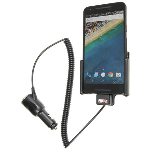 BRODIT 512817 Auto Active holder Nero supporto per personal communication