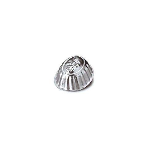 Stampo Torta Ovale Festonato Alluminio