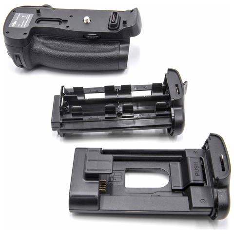 Battery Grip Incl. Rotellina Di Selezione Per Fotocamera A Specchio Reflex Dslr Come Nikon...