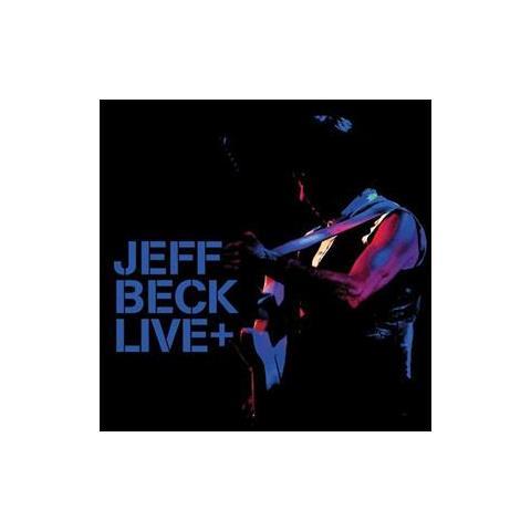 WARNER BROS Cd Beck Jeff - Jeff Beck Live