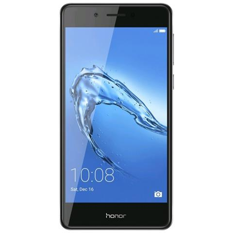 "HONOR 6C Grigio 32 GB 4G / LTE Dual Sim Display 5"" HD Slot Micro SD Fotocamera 13 Mpx Android Italia"
