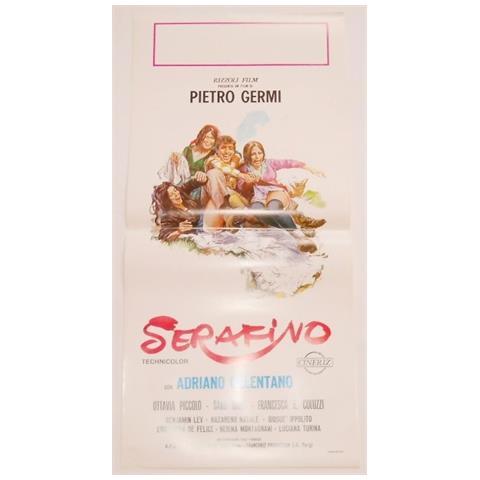 Vendilosubito Locandina Originale Del Film Serafino Di Adriano Celentano !! Raro !!