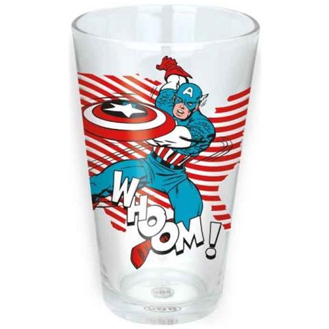 Marvel: Captain America (bicchiere)