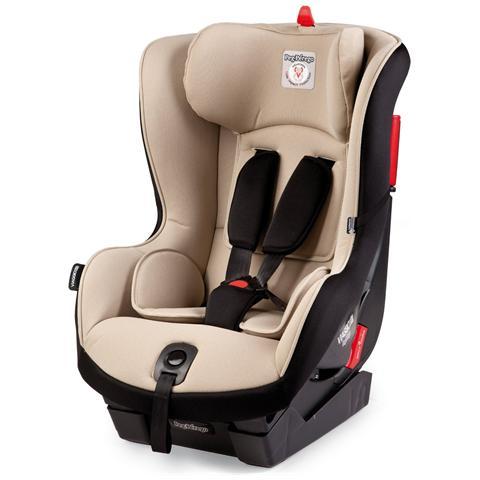 PEG PEREGO Seggiolino Auto Viaggio 1 Duo-Fix K (9-18 Kg) Isofix Sabbia