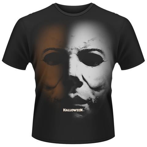 PLASTIC HEAD Halloween - Mask (Jumbo Print) (T-Shirt Unisex Tg. S)