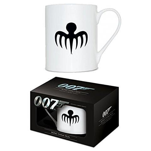 Tazza James Bond Mug Spectre Octopus Logo