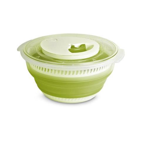 Centrifuga per insalata Basic 4 l ripiegabile