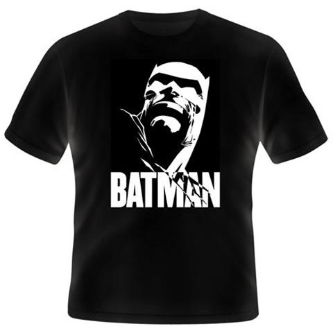 2BNERD Batman - Miller Dark Knight Face (T-Shirt Unisex Tg. S)