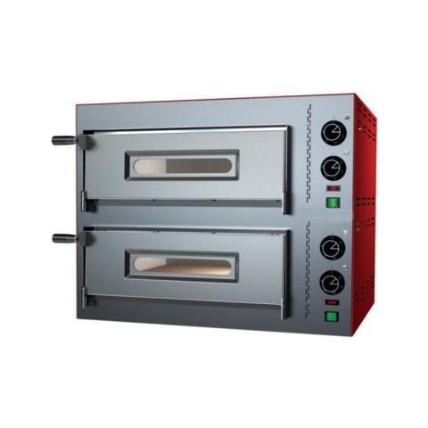 Forno Pizza Pizzeria Elettrico Bar 1+1 Pizze Rs3652