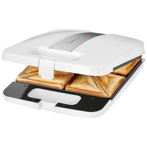Sandwich Toaster Piastre Tostapane 1200w Clatronic St 3629