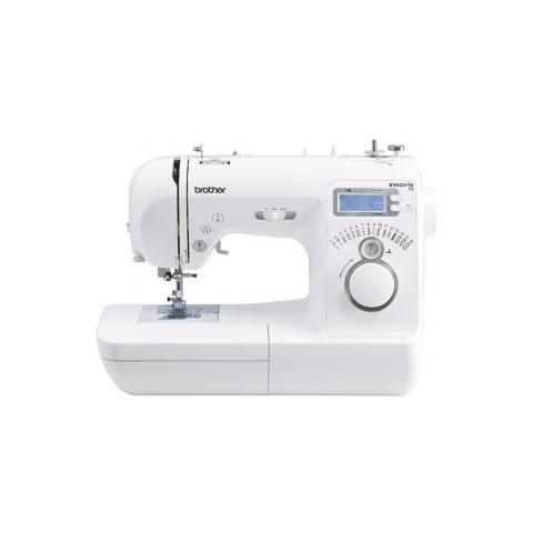 Macchina da cucire elettronica fs20 brother for Macchine da cucire prezzi