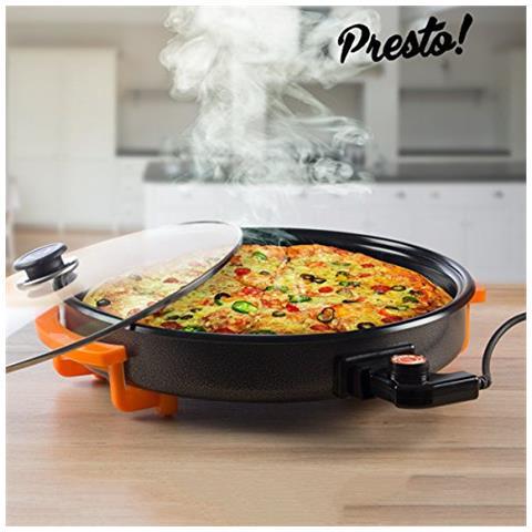 Padella Elettrica Presto! (30 Cm)