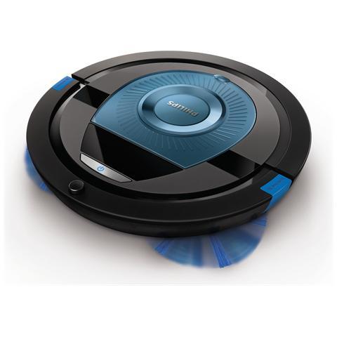 Robot Aspirapolvere SmartPro Compact FC8774/01 Capacità 0,3 Litri Filtro 3M Colore Blu Denim – Recensioni e opinioni