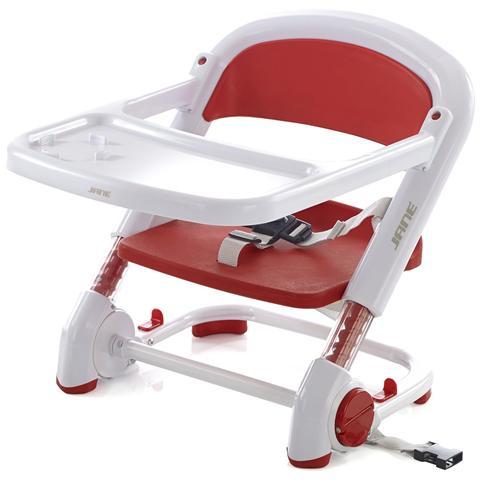 JANE Seggiolino Alzasedia Booster S42 6211 Colore Rosso