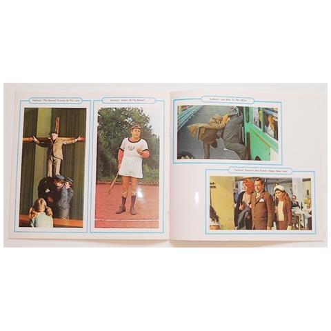 Vendilosubito Brochure In Inglese Originale Del Film Fantozzi I Con Paolo Villaggio