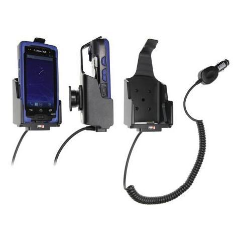 BRODIT 512834 Bicicletta / Macchina Active holder Nero supporto per personal communication