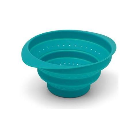 Giannini Colapasta Realizzato In Silicone Di Colore Blu Linea Factotum Cod. 24932