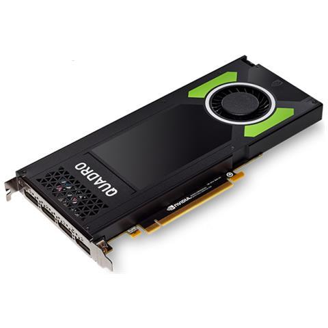 Quadro P4000 8 GB PCIe / 4x Display Port